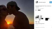 Aurora Ramazzotti e Goffredo (Instagram)