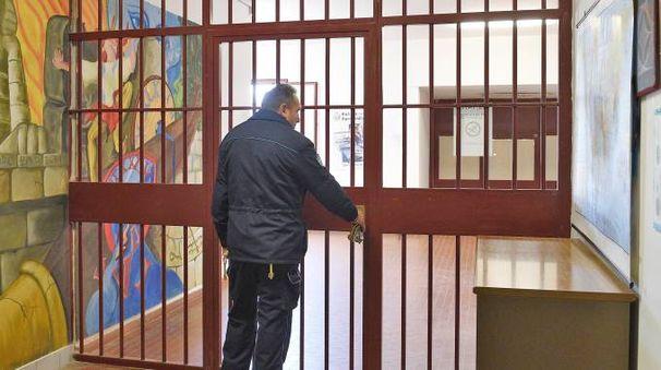 Nel carcere del Bassone