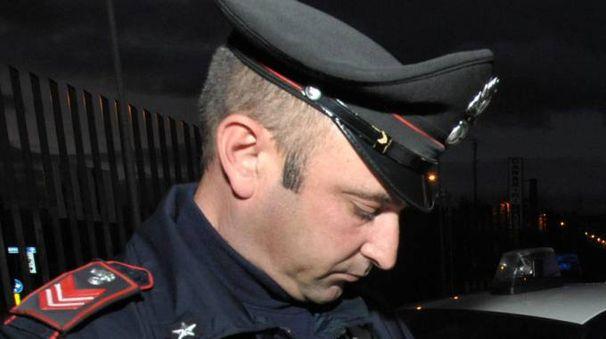 Intervenuti i carabinieri del Norm