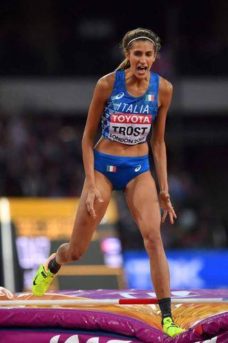 Alessia Trost (Afp)