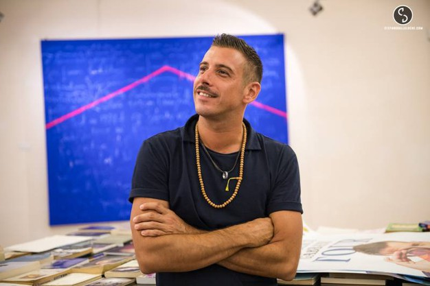 Francesco Gabbani (foto Stefano Dalle Luche)