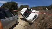 L'incidente mortale verso Porto Azzurro