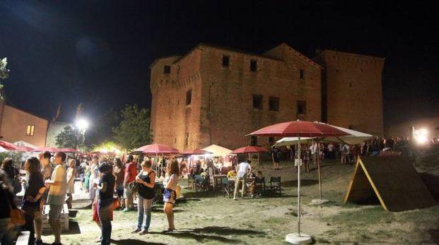 Cesena, un evento alla Rocca Malatestiana (foto Ravaglia)