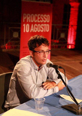 Diego Fusaro (foto Ravaglia)