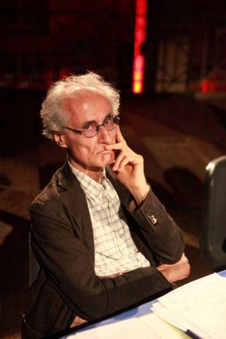 Luciano Canfora (foto Ravaglia)