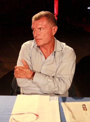 Maurizio Ridolfi (foto Ravaglia)