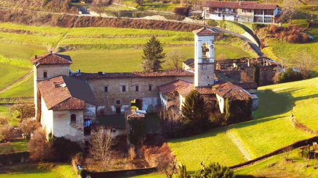 Tra i luoghi da visitare anche il monastero di Astino (De Pascale)