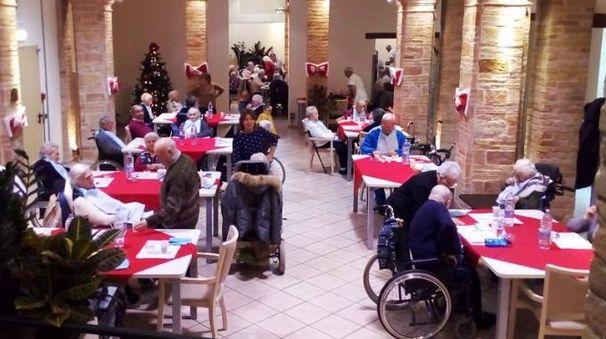 Gli anziani ospitati in via Venturini sono 144