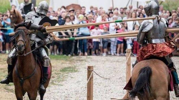 Il castello Colleoni sarà palcoscenico della rievocazione storica