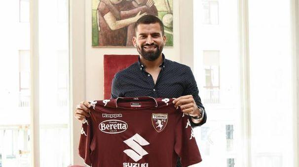 Tomas Rincon, nuovo centrocampista del Torino