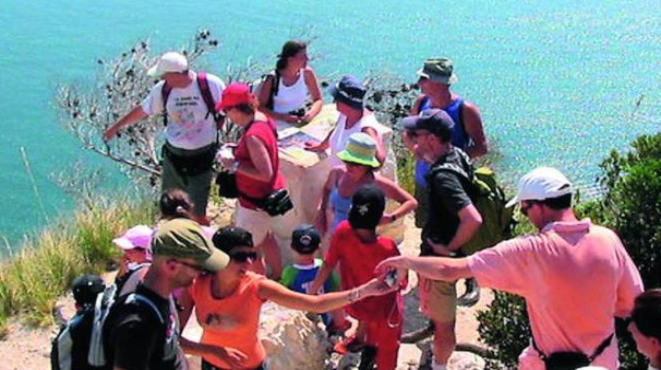 Gli escursionisti sono stati minacciati e aggrediti (Foto d'archivio)