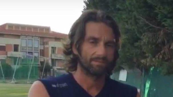 Gigi Consonni a lavoro al Palazzoli