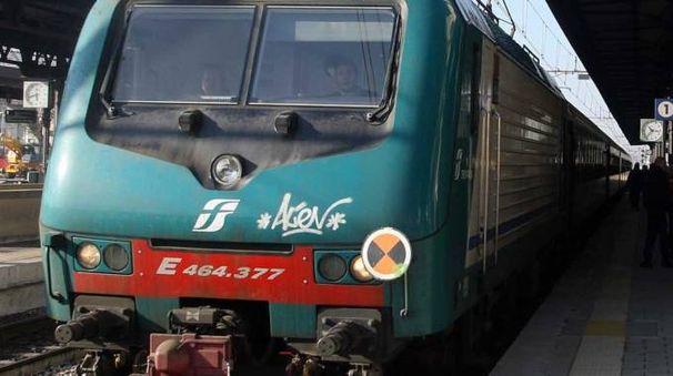 Treno regionale (foto d'archivio Germogli)