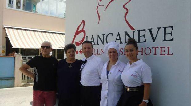 Vinicio Ragnetti, Elvira Costabile, Moreno Ragnetti, Sabina Minucci, Sheryl Ragnetti