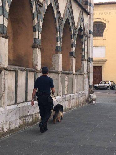 Controlli in San Domenico
