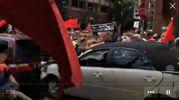 Charlottesville, auto sulla folla (LaPresse)
