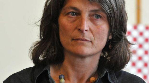 La candidata sindaco Ginevra Lombardi. (Foto Castellani)