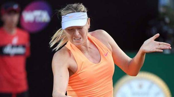 Wta Cincinnati: forfait Sharapova