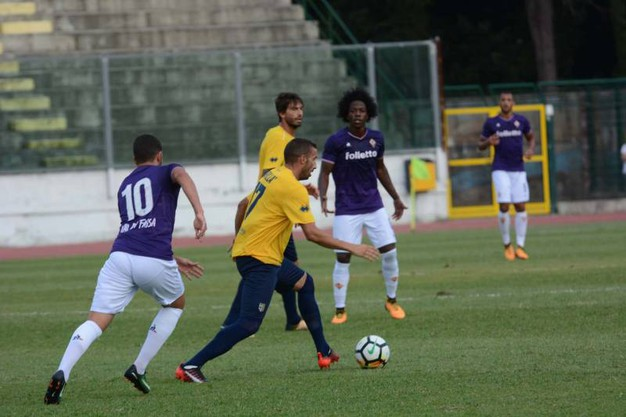 L'amichevole Fiorentina-Parma (Umicini)