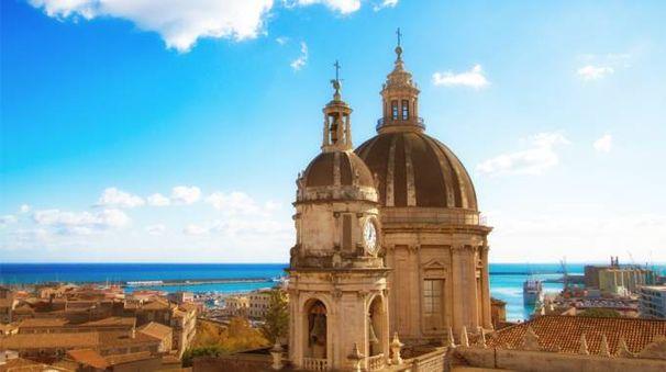 La città di Catania – Foto: JannHuizenga/iStock