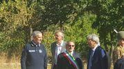 Il presidente Gentiloni ha incontrato anche alcuni sindaci dei paesi terremotati