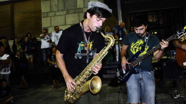 Buskers Festival 2017, attesa per l'anteprima di Comacchio (foto Businesspress)