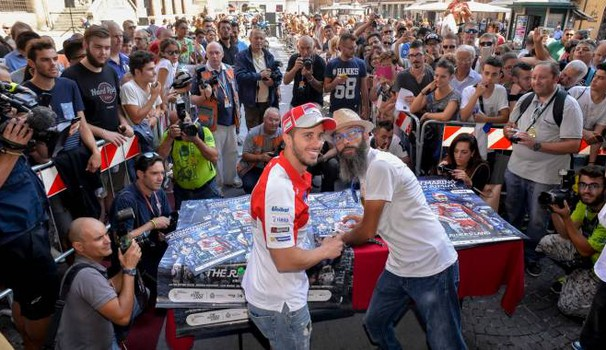 Misano MotoGp, 'The Riders' Land Experience 2016'