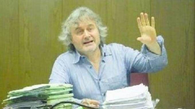 Il giudice Giovanni Ghini