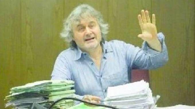 GIUDICE Il gip Giovanni Ghini ha disposto il divieto  di avvicinamento alla vittima e l'obbligo di firma