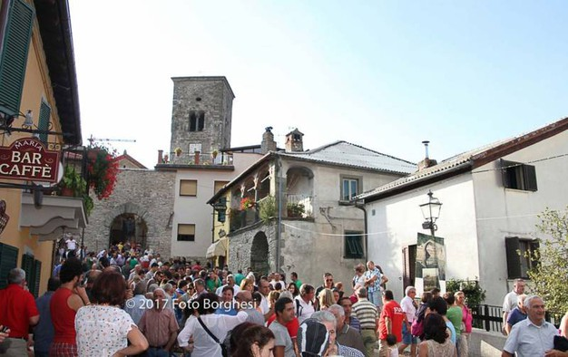 Alpi Apuane in Festa a Careggine