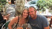 Jared Tucker e la moglie Heidi