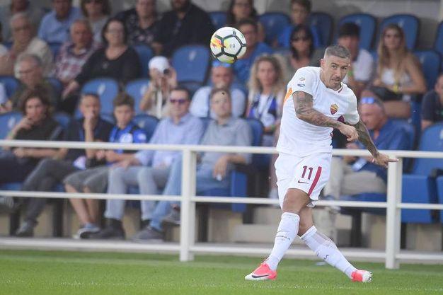 Atalanta-Roma 0-1, Kolarov (LaPresse)