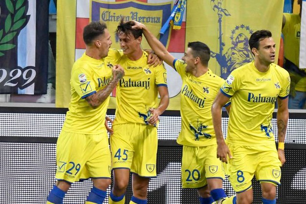 Udinese-Chievo 0-1, Inglese (Lapresse)