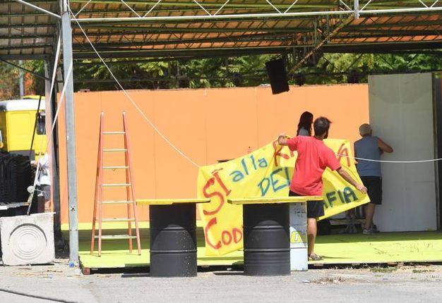 La kermesse durerà fino al 18 settembre (foto Schicchi)