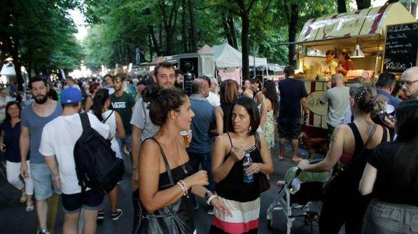 Reggio Emilia, in zona stazione torna il festival del cibo di strada