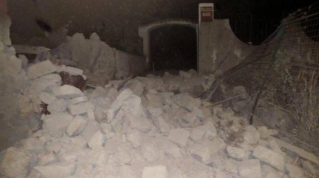 Terremoto a Ischia (Ansa)