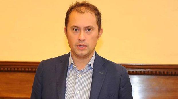 ALL'ATTACCO Matteo Bracciali, candidato sindaco per il Pd alle scorse elezioni, analizza le questioni degrado e sicurezza