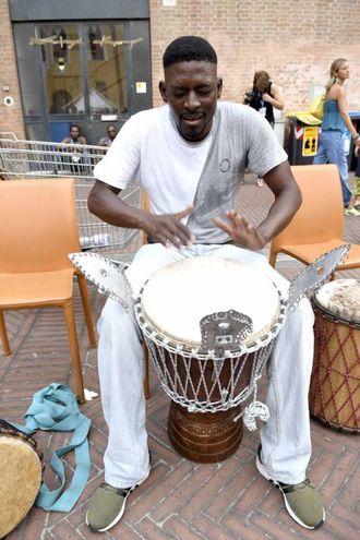 Musica, musica e ancora musica con i Buskers (foto Businesspress)