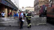In campo anche misure anti terrorismo (foto Businesspress)