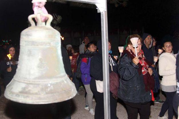 La campana (foto Labolognese)