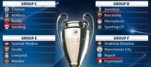 (Twitter @ChampionsLeague)