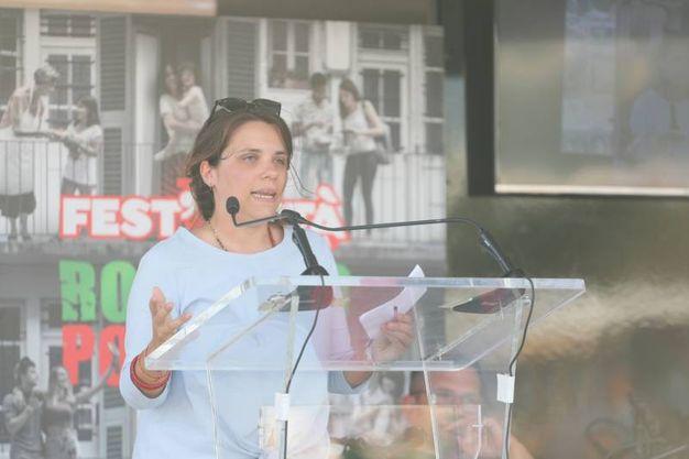 La parlamentare Giuditta Pini (fotoSchicchi)