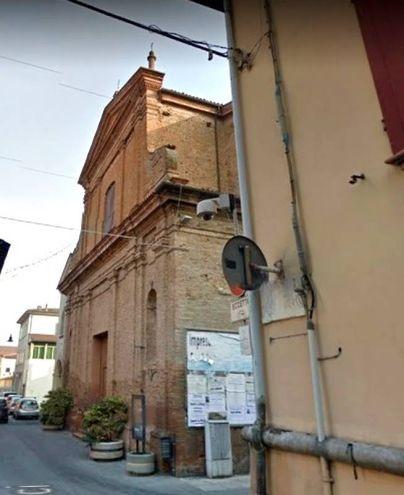 L'ex chiesa di Santa Maria del Carmine