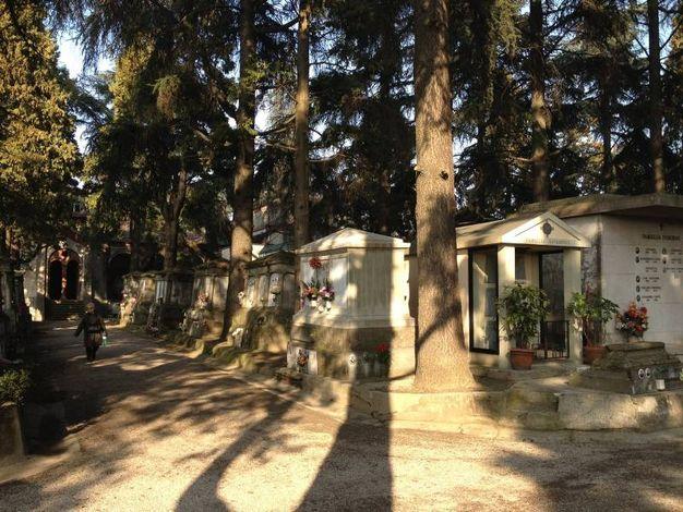 Il cimitero monumentale di Massa Lombarda