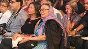 Nel pubblico anche la moglie ndi Zangheri (foto Schicchi)