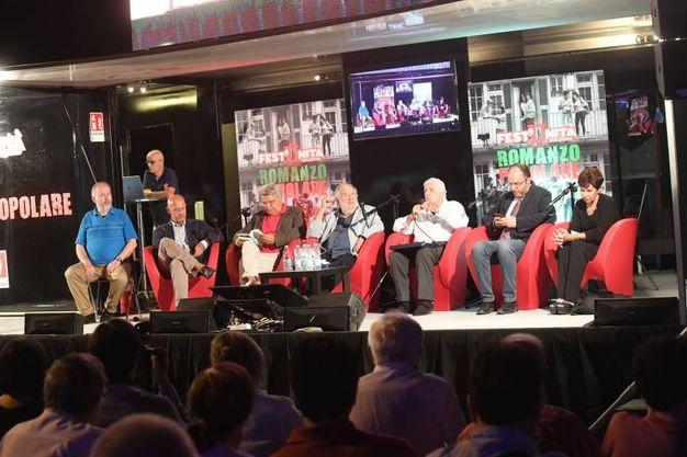 Il dibattito alla Casa dei Pensieri (foto Schicchi)