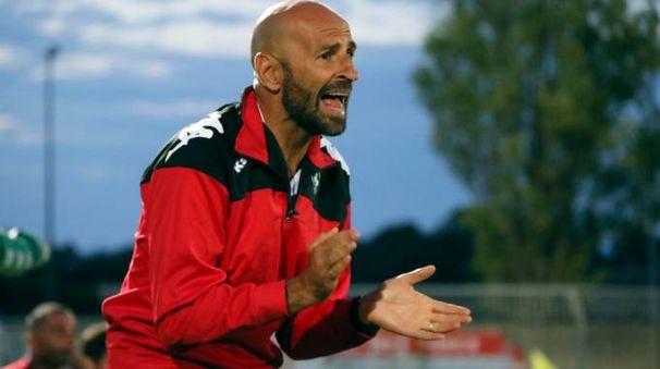 L'allenatore Pasquale Catalano