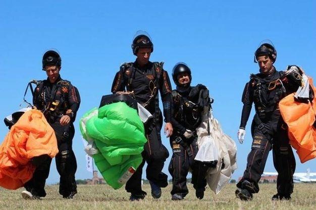 Fano, Campionato italiano paracadutismo