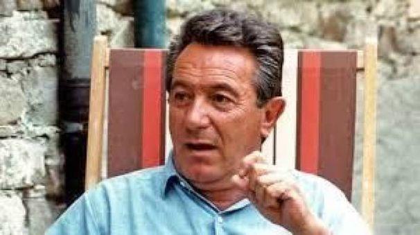 Il poeta Paolo Bertolani