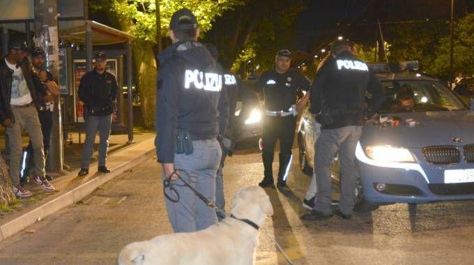 I controlli delle forze dell'ordine